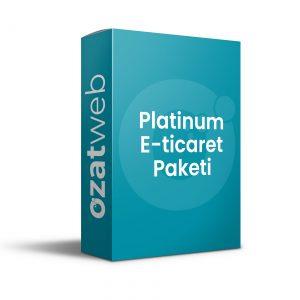 Ozatweb E-ticaret Platinum Paketi